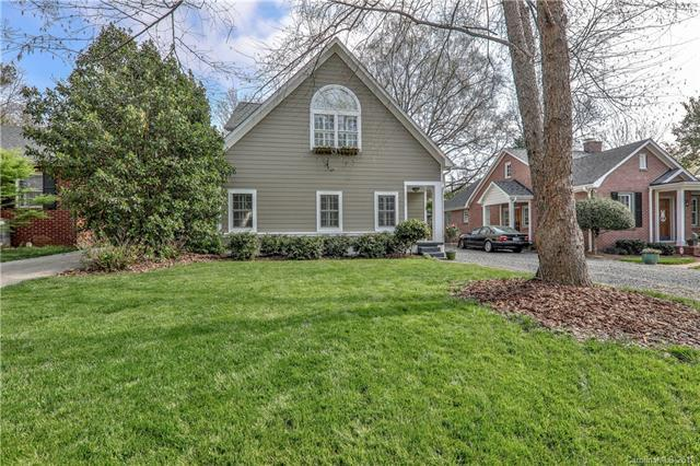 2419 Chesterfield Avenue, Charlotte, NC 28205 (#3377406) :: High Performance Real Estate Advisors