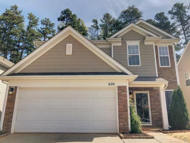 620 Mountain Quail Drive, Charlotte, NC 28216 (#3377445) :: LePage Johnson Realty Group, LLC