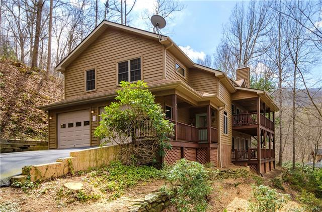 305 Henry Dingus Way, Maggie Valley, NC 28751 (#3377546) :: Team Southline