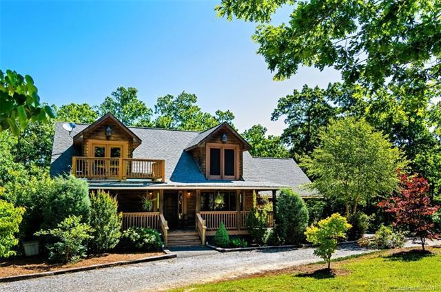 54 Silver Ridge Road, Mill Spring, NC 28756 (#3377552) :: Rowena Patton's All-Star Powerhouse powered by eXp Realty LLC