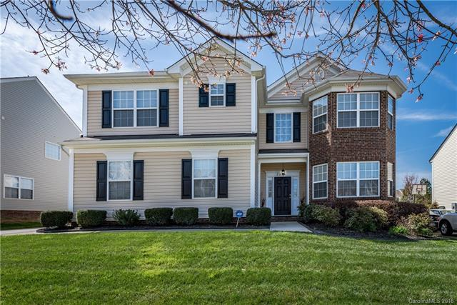 7216 Tanners Creek Drive, Huntersville, NC 28078 (#3377683) :: High Performance Real Estate Advisors
