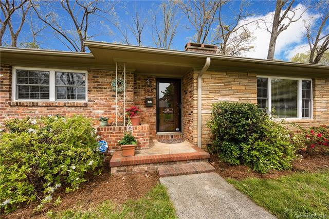 1815 Bentley Place, Charlotte, NC 28205 (#3377717) :: Stephen Cooley Real Estate Group