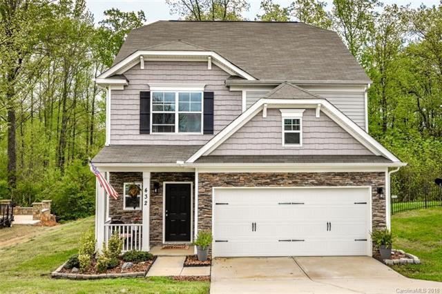 432 Winecoff Woods Drive NW #36, Concord, NC 28027 (#3377798) :: Robert Greene Real Estate, Inc.