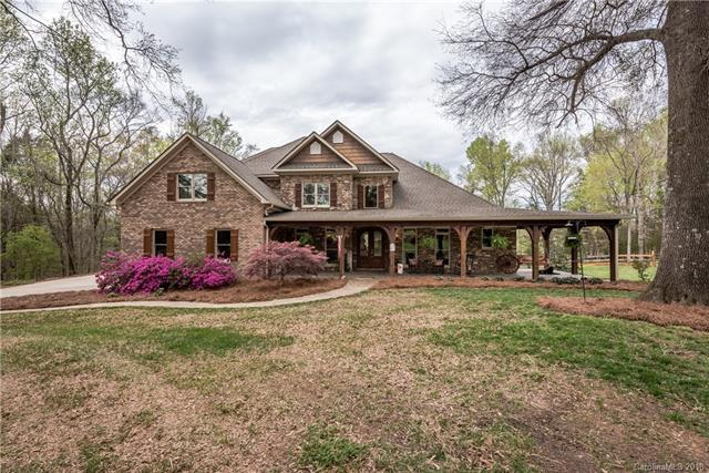 8224 Tirzah Church Road, Waxhaw, NC 28173 (#3377844) :: LePage Johnson Realty Group, LLC
