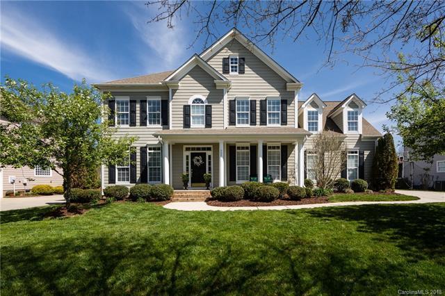 302 Three Greens Drive, Huntersville, NC 28078 (#3377934) :: LePage Johnson Realty Group, LLC