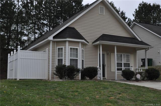 6334 Derryfield Drive #13, Charlotte, NC 28213 (#3378031) :: Phoenix Realty of the Carolinas, LLC