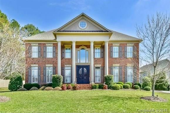 6002 Ainsdale Drive, Matthews, NC 28104 (#3378094) :: The Ramsey Group