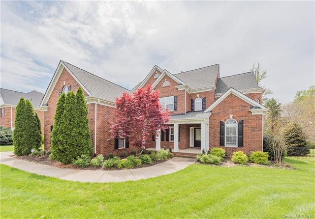504 Castlestone Lane, Matthews, NC 28104 (#3378109) :: LePage Johnson Realty Group, LLC