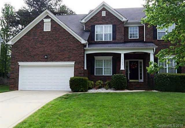 14903 Dunbeth Drive, Huntersville, NC 28078 (#3378206) :: Odell Realty Group