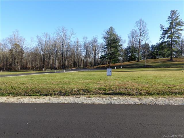 Lot #68 Blacksmith Run Drive #68, Hendersonville, NC 28792 (#3378238) :: The Ann Rudd Group