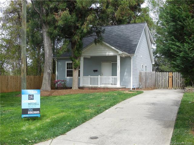 1033 Brookhurst Drive L2, Charlotte, NC 28205 (#3378258) :: LePage Johnson Realty Group, LLC