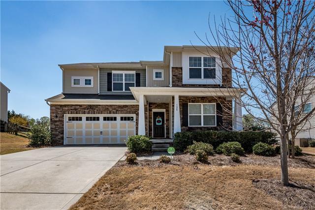 128 Colborne Drive, Mooresville, NC 28115 (#3378295) :: LePage Johnson Realty Group, LLC