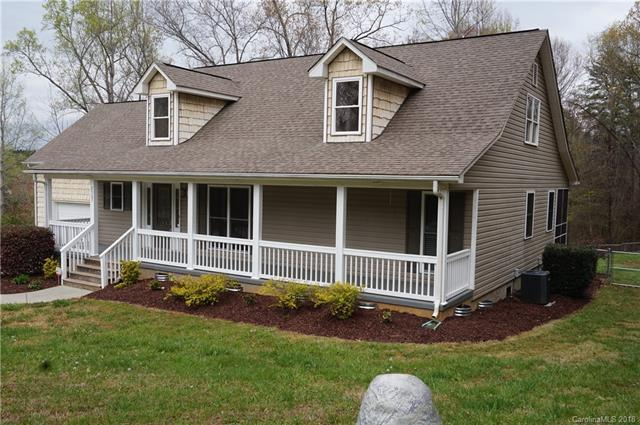 2527 Ivey Church Road, Lincolnton, NC 28092 (MLS #3378384) :: RE/MAX Journey