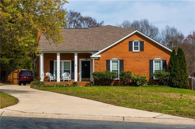 10709 Colony Woods Drive, Charlotte, NC 28277 (#3378401) :: LePage Johnson Realty Group, LLC