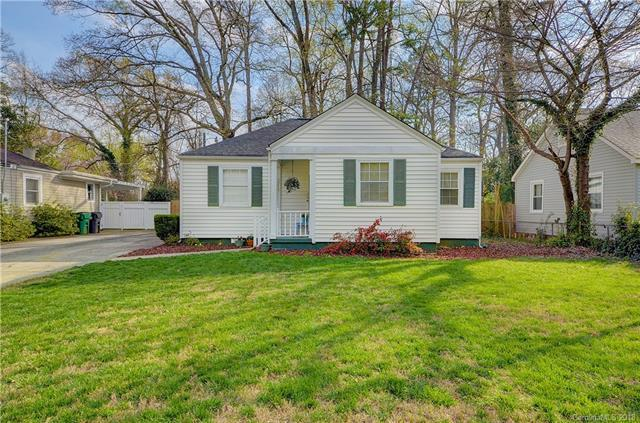 3218 Draper Avenue, Charlotte, NC 28205 (#3378405) :: Leigh Brown and Associates with RE/MAX Executive Realty