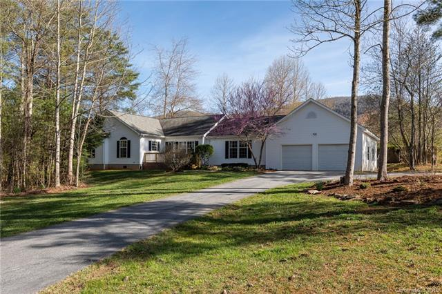 8 Hoopers Forest Drive #6, Fletcher, NC 28732 (#3378476) :: Exit Mountain Realty