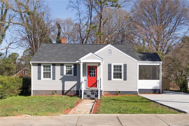 2409 Arden Street #1, Charlotte, NC 28206 (#3378674) :: LePage Johnson Realty Group, LLC