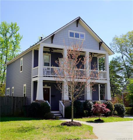3702 Oakwood Avenue, Charlotte, NC 28205 (#3378680) :: LePage Johnson Realty Group, LLC