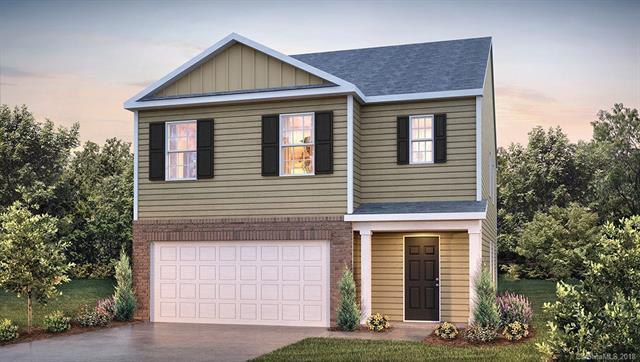 4147 Long Arrow Street #393, Concord, NC 28025 (#3378724) :: Phoenix Realty of the Carolinas, LLC