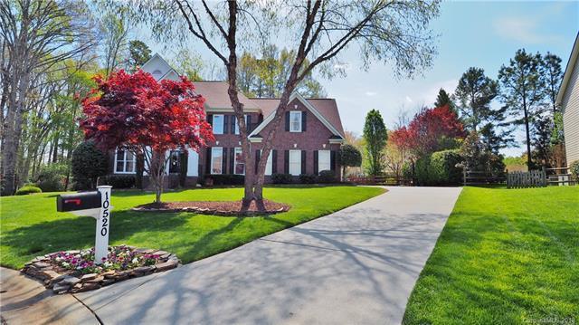 10520 Arledge Lane #39, Huntersville, NC 28078 (#3378765) :: Phoenix Realty of the Carolinas, LLC