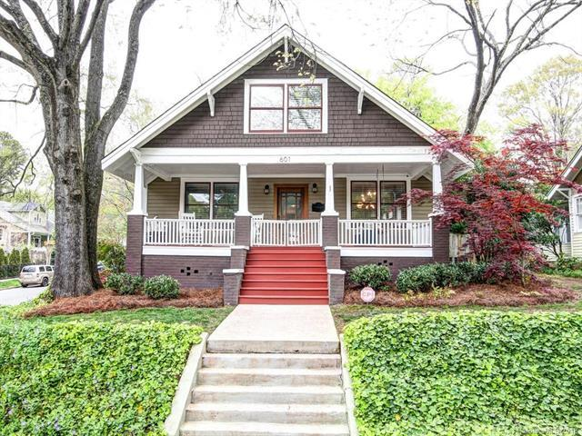 601 E Tremont Avenue, Charlotte, NC 28203 (#3378830) :: Phoenix Realty of the Carolinas, LLC