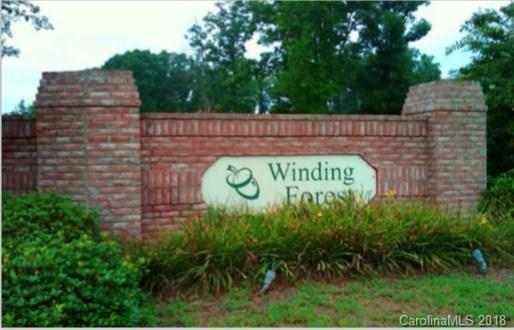 Lot 19 Winding Forest Drive, Troutman, NC 28166 (#3378857) :: Zanthia Hastings Team