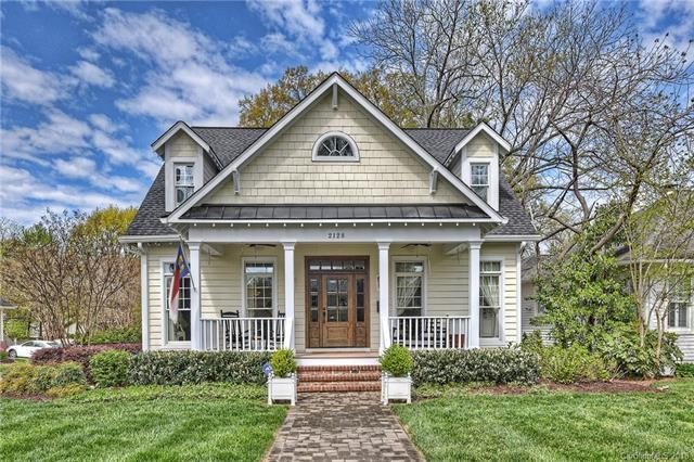 2128 Crescent Avenue, Charlotte, NC 28207 (#3378868) :: Charlotte's Finest Properties