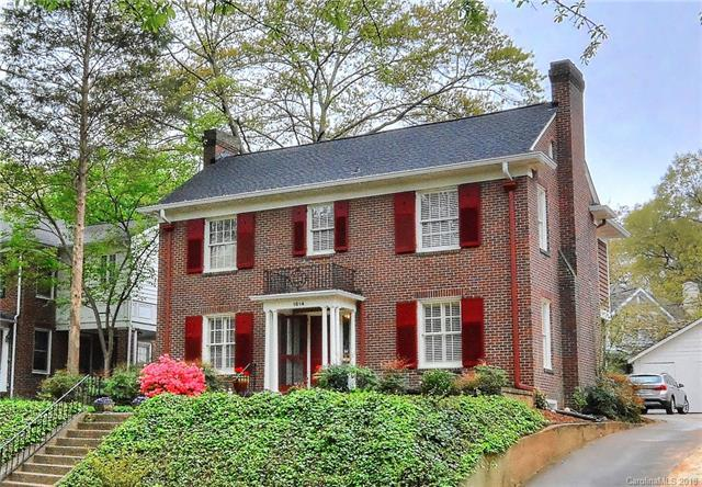 1614 Dilworth Road E E, Charlotte, NC 28203 (#3378875) :: High Performance Real Estate Advisors