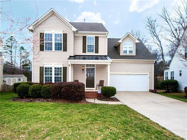 1012 Canopy Drive, Indian Trail, NC 28079 (#3378904) :: The Andy Bovender Team