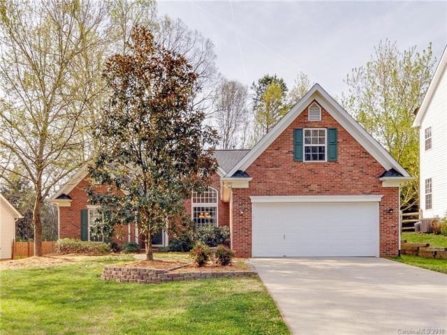 9926 Glencrest Drive, Huntersville, NC 28078 (#3378905) :: LePage Johnson Realty Group, LLC