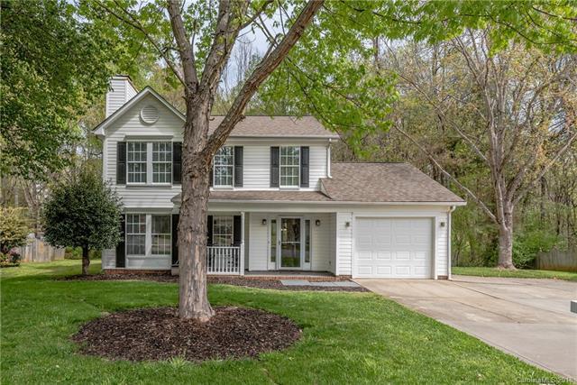 6403 Mounting Rock Road, Charlotte, NC 28217 (#3378917) :: LePage Johnson Realty Group, LLC