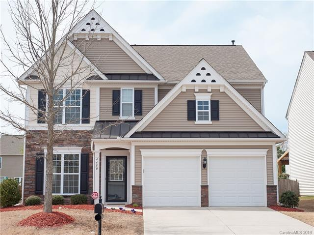 4450 Huntingdon Drive, Indian Land, SC 29707 (#3378954) :: The Andy Bovender Team
