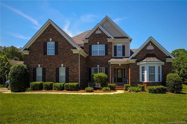 7625 Birchwalk Drive, Huntersville, NC 28078 (#3379024) :: Odell Realty Group