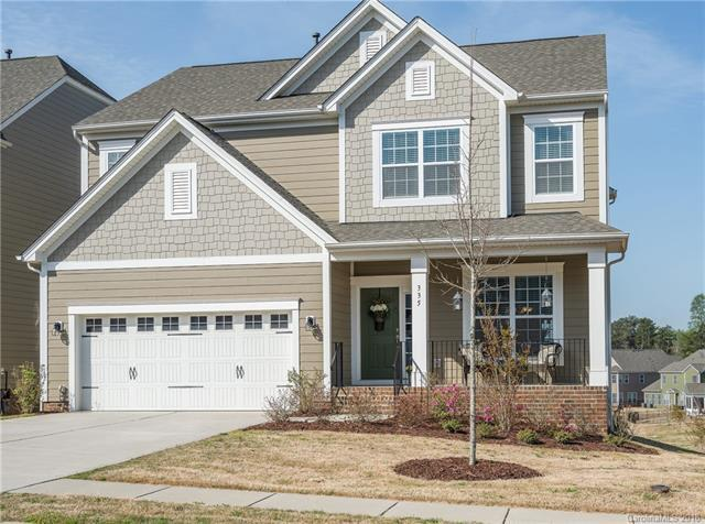 335 Hawks Creek Parkway #97, Fort Mill, SC 29708 (#3379196) :: High Performance Real Estate Advisors