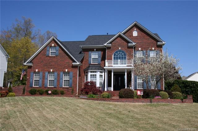 1000 Aldridge Court, Indian Trail, NC 28173 (#3379206) :: The Andy Bovender Team