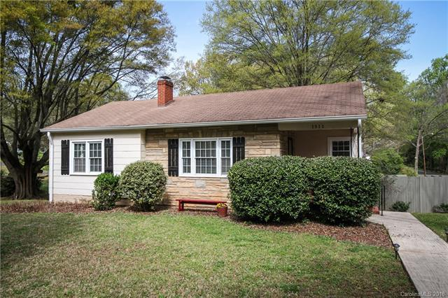 1511 Chippendale Road, Charlotte, NC 28205 (#3379275) :: LePage Johnson Realty Group, LLC