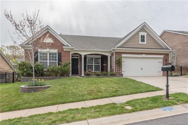 7926 Rolling Creek Court, Charlotte, NC 28270 (#3379317) :: The Ann Rudd Group