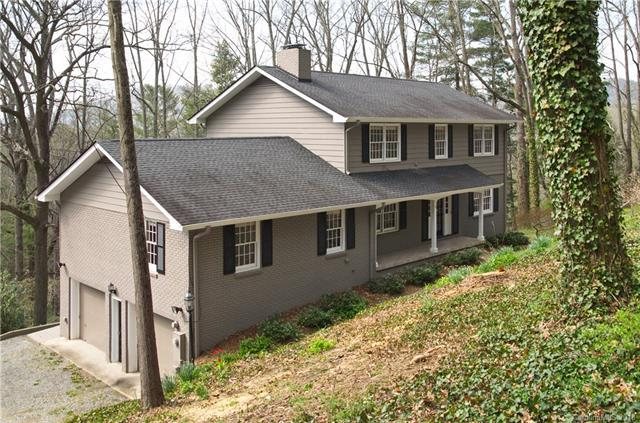 8 N Dogwood Road, Asheville, NC 28804 (#3379342) :: The Andy Bovender Team