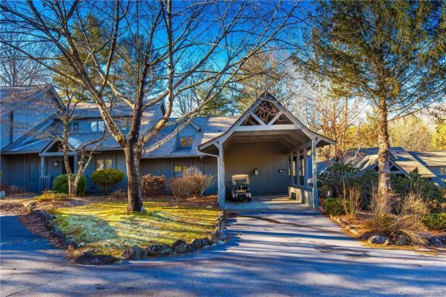 76 Fairway Villas Drive, Sapphire, NC 28774 (#3379423) :: High Performance Real Estate Advisors