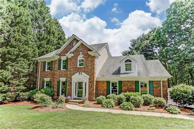 9101 Magnolia Estates Drive, Cornelius, NC 28031 (#3379504) :: Odell Realty Group