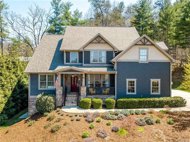 40 Village Pointe Lane #12, Asheville, NC 28803 (#3379507) :: Puffer Properties