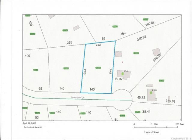 00 Payseur Lane #21, Cherryville, NC 28021 (#3379567) :: Exit Mountain Realty