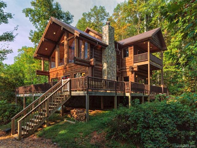 108 Trails Edge Road, Almond, NC 28702 (#3379603) :: Exit Mountain Realty