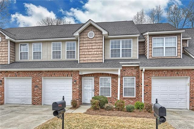 361 Valley Brook Lane #32, Concord, NC 28025 (#3379614) :: LePage Johnson Realty Group, LLC