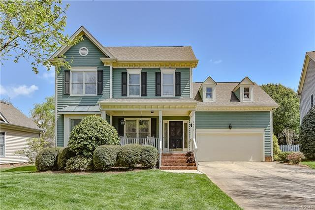 2431 Mirow Place, Charlotte, NC 28270 (#3379625) :: Team Southline