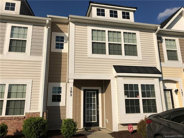 193 Halton Crossing Drive SW #3, Concord, NC 28027 (#3379632) :: Miller Realty Group