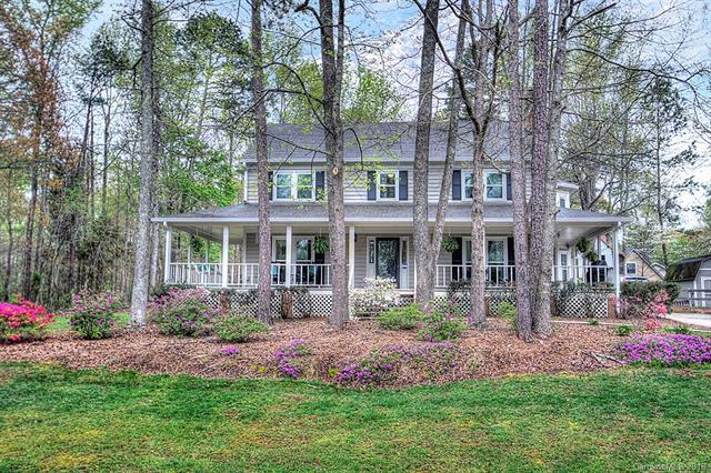 3101 Tatting Road, Matthews, NC 28105 (#3379809) :: Charlotte Home Experts