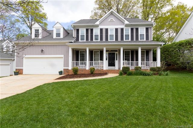 8926 Glade Court, Huntersville, NC 28078 (#3379891) :: LePage Johnson Realty Group, LLC