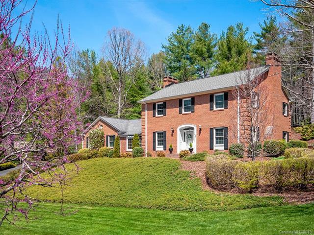 425 Sondley Woods Place, Asheville, NC 28805 (#3379932) :: Puffer Properties