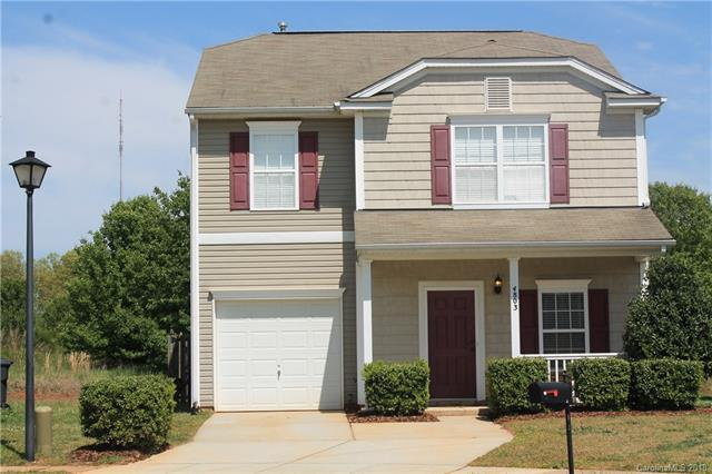 4803 Roxfield Lane, Charlotte, NC 28215 (#3380300) :: Besecker Homes Team
